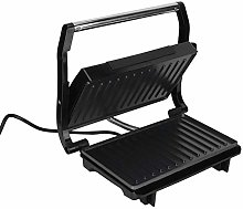 Electric Indoor Grill, with Removable Drip Tray