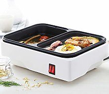 Electric Indoor Searing Grill, Portable Home