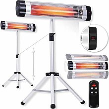 Electric IR heaters Terrace/Cabinet with Remote