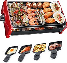 Electric Lndoor Grill Korean BBQ Grill, Table