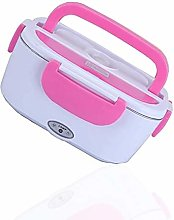 Electric Lunch Box 2 in 1 Food Heater Warmer