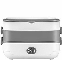 Electric Lunch Box, 250W 2.0L, Double-Layer Large