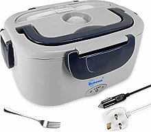 Electric Lunch Box Benooa Food Heater 2 in 1 for
