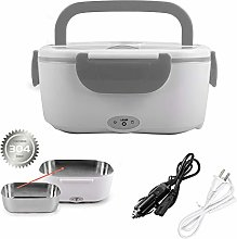 Electric Lunch Box Food Heater for Car and Home