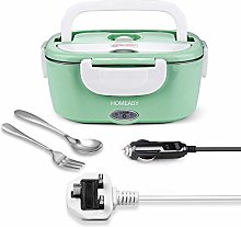 Electric Lunch Box, homeasy 2 in 1 Food Heater