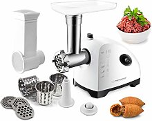 Electric Meat Mincer 8 in 1 | 800 W Multi Food