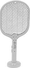 Electric Mosquito Swatter, Three‑Layer Safety