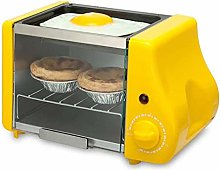 Electric Oven Mini, Table Top Cooker with Hob And