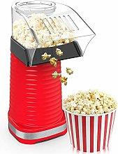 Electric Popcorn Maker Machine/ 1200W Fast Hot Air