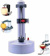 Electric Potato Peeler, Automatic Rotating Apple