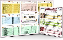 Electric Pressure Cooker Chart, Magnet Air Fryer