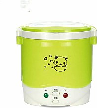 Electric Rice Cooker for Dormitory Travel Portable