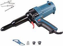 Electric Rivet Gun, 220V 400W Rivet Gun Riveting