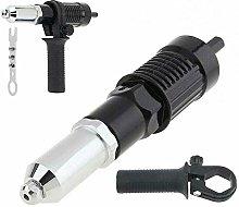 Electric Rivet Gun Adapter with Aluminum Casting
