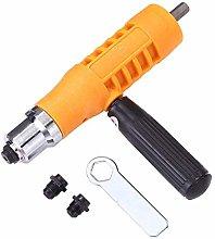 Electric Rivet Gun Drill Adaptor Insert Riveting