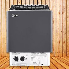 Electric Sauna Heater Stove with Built-in Control,