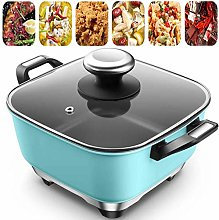Electric Skillet 2.5L Multi-Cooker Electric Frying