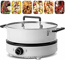 Electric Skillet 3.5L Multi-Cooker Electric Frying