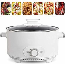 Electric Skillet 4L Multi-Cooker Electric Frying