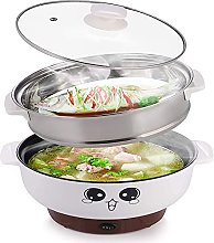 Electric Skillet, 5 in 1 Multifunction Electric