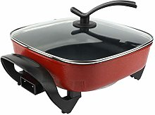 Electric Skillet Grill, Multifunctional Electric