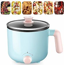 Electric Skillet Mini with Steamer Multi-Cooker