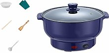 Electric Skillet Non Stick,Frying Pan Cooker,