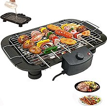 Electric Smokeless Grill, 1500W Electric Indoor