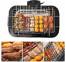 Electric Smokeless Grill, Cooking and Grilling BBQ