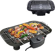 Electric Smokeless Portable BBQ Barbecue Grill