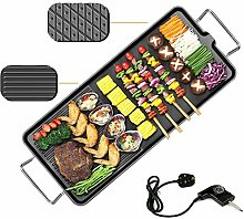 Electric Smokeless Table Top Grill, Indoor BBQ