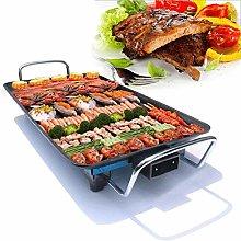 Electric Smokeless Table Top Grill, Teppanyaki