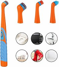 Electric Sonic Scrubber cleaning brush household