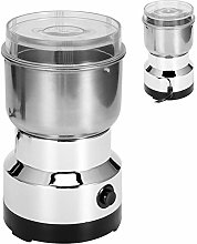 Electric Spice Grinder, Stainless Steel Coffee Nut