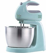 Electric Stand Mixer, 150W Food Beater, 5 Speeds,
