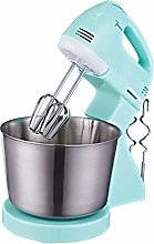 Electric Stand Mixer, Stainless Steel Mixing Bowl,