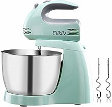 Electric Stand Mixer with 3L Bowl for Baking, Egg