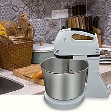 Electric Stand Mixer,with Dough Hook and Whisk,2L