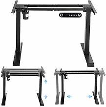 Electric Standing Desk Frame, Height Adjustable