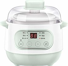 Electric Stew Pot 1L Ceramic Liner Slowcooker