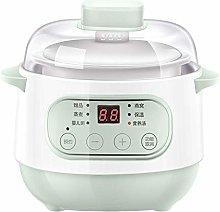 Electric Stew Pot 1L Ceramic Liner Slowcooker
