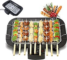 Electric Table Top Grill 1500W Teppanyaki Grill