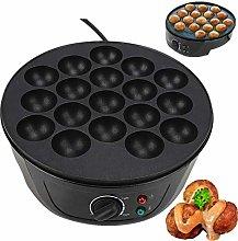 Electric Takoyaki Maker, 18 Holes Japanese