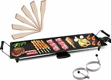 Electric Teppanyaki Table Grill Griddle Symple