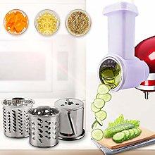 Electric Vegetable Cutter Slicer Shredder