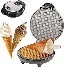 Electric Waffle Cone Maker Ice Cream Cone Machine
