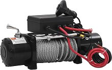 Electric Winch 12 V 13000 lbs