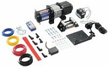Electric Winch 12 V 4500 lbs 2040 kg with Remote
