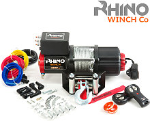 Electric Winch 12v, 4,500lb / 2040Kg - Two