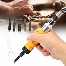 Electric Woodworking Carving Chisel, Wood Chisel